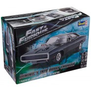 FAST AND FURIOUS Model Assemblying Kit CAR Ford DOM 's DODGE CHARGER 1970 Scale 1/25 Revell