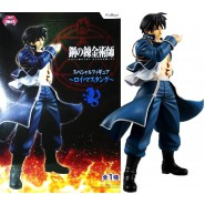 ROY MUSTANG Figure Statue 20cm from FULL METAL ALCHEMIST Original FURYU Japan