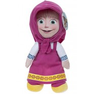 MASHA Baby Girl PLUSH Medium 27cm from MASHA and the Bear ORIGINAL