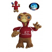 E.T. EXTRATERRESTRIAL Plush WITH RED SWEATER 20cm Original OFFICIAL