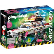 Playset CAR Ecto-1A GHOSTBUSTERS with LIGHTS and SOUNDS Playmobil 70170