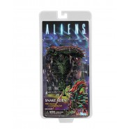 SNAKE ALIEN Action Figure 18cm from ALIENS Serie 13 Original Official NECA