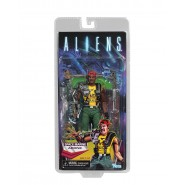 SPACE MARINES Soldier APONE Action Figure 18cm from ALIENS Serie 13 Original Official NECA