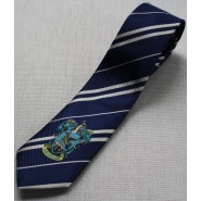 NECKTIE With House Crest RAVENCLAW Original ADULT 140cm Harry Potter OFFICIAL