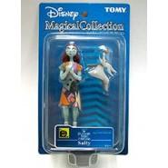 RARE BOX 2 Figures SALLY With DOG Nightmare Before Christmas TOMY MAGICAL COLLECTION 114 Giappone