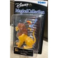 RARE BOX 2 Figures SIMBA and ZAZU Lion King TOMY MAGICAL COLLECTION Nr. 94 Japan