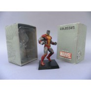 COLOSSUS Rare Figure LEAD 10cm Limited Edition SPECIAL Serie MARVEL Eaglemoss