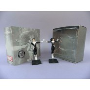 NORTHSTAR and AURORA Rare Figure LEAD 10cm Limited Edition SPECIAL Serie MARVEL Eaglemoss