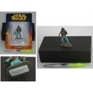 LEAD Metal Figure GREEDO Original STAR WARS SERIE 1 DE AGOSTINI Italy