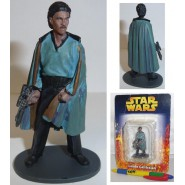 LEAD Metal Figure LANDO CALRISSIAN Original STAR WARS SERIE 1 DE AGOSTINI Italy