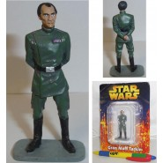 LEAD Metal Figure GRAND MOFF TARKIN Original STAR WARS SERIE 1 DE AGOSTINI Italy