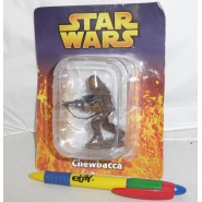 LEAD Metal Figure CHEWBACCA Original STAR WARS SERIE 1 DE AGOSTINI Italy