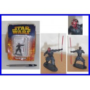 LEAD Metal Figure DARTH MAUL Original STAR WARS SERIE 1 DE AGOSTINI Italy