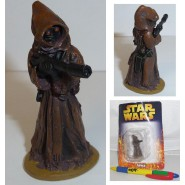 LEAD Metal Figure JAVA Original STAR WARS SERIE 1 DE AGOSTINI Italy