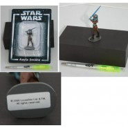 LEAD Metal Figure AAYLA SECURA Original STAR WARS SERIE 1 DE AGOSTINI Italy