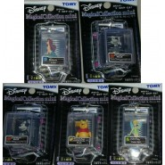 Rare SET 5 Different FIGURES With BLISTER Disney MAGICAL COLLECTION MINI Tomy Japan TINKERBELL