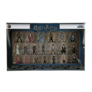 HARRY POTTER Special Boxed SET 20 Mini Figures METAL 4cm Original JADA Toys NANO Metalfigs