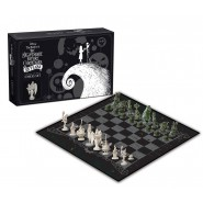 THE NIGHTMARE BEFORE CHRISTMAS Original CHESS GAME SET 32 Figures Pieces and BOARD