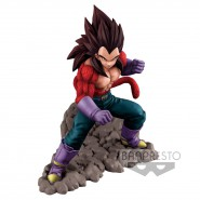 DRAGONBALL Figure Statue 16cm VEGETA DOKKAN BATTLE Banpresto Japan