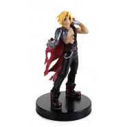 EDWARD ELRIC Figure Statue 16cm from FULL METAL ALCHEMIST Original FURYU Japan