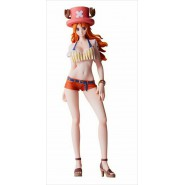 NAMI Figure Statue 19cm ONE PIECE TREASURE CRUISE World Journey Vol.1 Cowboy BANPRESTO