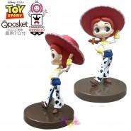 Figure Statue JESSIE Toy Story 7cm PIXAR Characters PETIT QPOSKET Banpresto