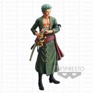 ZORO Figure Statue GRANDISTA 27cm Naruto Grandline Men BANPRESTO