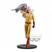SAITAMA Figure Statue 20cm DXF From ONE PUNCH MAN Original BANPRESTO