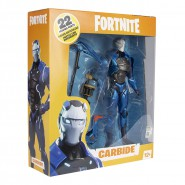 FORTNITE Action Figure CARBIDE 18cm Original MCFARLANE