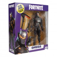FORTNITE Action Figure OMEGA 18cm Original MCFARLANE