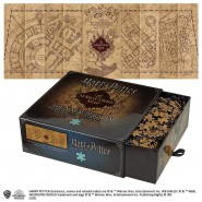 Puzzle MARAUDER's MAP Harry Potter 1000 PIECES 87x32cm Official NOBLE COLLECTION