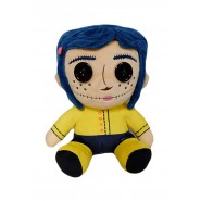 PLUSH Peluche DOLL 20cm from movie CORALINE Original NECA