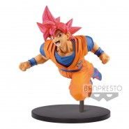 DRAGONBALL Figure Statue 20cm (8 '') GOKU SON GOKOU ULTRA INSTINCT FES!! Vol. 8 Banpresto Japan