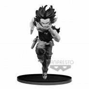 DRAGON BALL Figure Statue Android 17 17cm BLACK & WHITE Version BWFC BUDOKAI 2 Vol. 3 Banpresto Dragon Ball