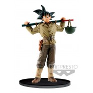 DRAGON BALL Figure Statue SON GOKOU 18cm GRAND PRIZE COLOR Version BWFC BUDOKAI 2 Vol. 4 Banpresto Dragon Ball