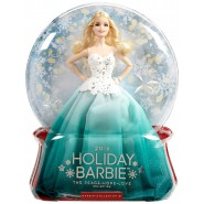 BARBIE Limited Edition XMAS HOLIDAY 2017 Original Mattel DYX39