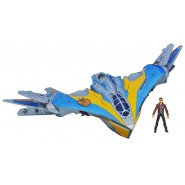 Playset MILANO STARSHIP with PETER QUILL Figure From GUARDIANS OF THE GALAXY Hasbro