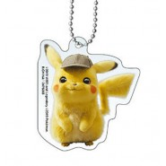 POKEMON DETECTIVE PIKACHU KeyChain Collection 5cm BANDAI