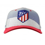 ATLETICO MADRID 1903 Hat Cap OFFICIAL Grey melange New ADULT SIZE