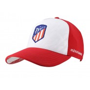 ATLETICO MADRID 1903 Hat Cap OFFICIAL Red and white New ADULT SIZE