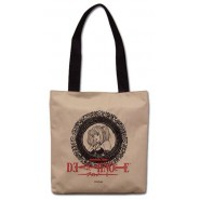 DEATH NOTE Wonderful TOTE BAG Shopper Logo