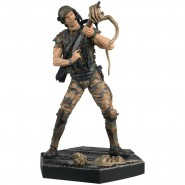 CORPORAL HICKS Figure Metallic Resin Human from Alien 12cm Scale 1/16 Serie Eaglemoss HERO Collector Num 3