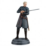 BRIENNE OF TARTH Figure RESIN 8cm Scale 1/21 OFFICIAL COLLECTOR'S MODEL Eaglemoss Game Of Thrones