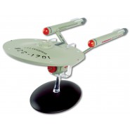 STAR TREK ENTERPRISE Starship U.s.s. NCC 1701 14cm Model DieCast EAGLEMOSS