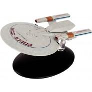 STAR TREK U.S.S. CHEKOV NCC-57302 CLASS SPRINGFIELD 12cm Model DieCast EAGLEMOSS