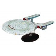 STAR TREK ENTERPRISE Starship Uss NCC 1701-C 14cm Model DieCast EAGLEMOSS