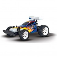 Model DUNE BUGGY 27cm Flying Wheel Truck Big Wheels Red Radiocontrolled R/C ORIGINAL Carrera 1:16 READY TO RUN