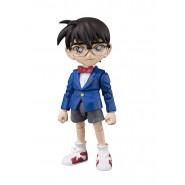 CONAN EDOGAWA Action Figure 10cm With Many Accessories Detective Conan Bandai SHF Figuarts
