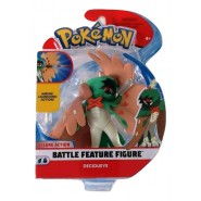POKEMON Mini Collector BATTLE Figure DECIDUEYE 11cm Original WCT
