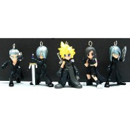 SET 5 Figure FINAL FANTASY VII 7 ADVENT CHILDREN Cloud Tifa